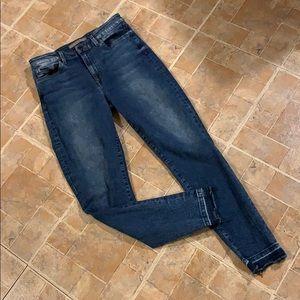 Joe's Jeans high waisted skinny jeans size 29